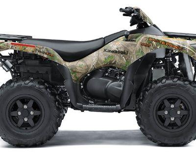 2022 Kawasaki Brute Force 750 4x4i EPS Camo ATV Sport Utility EL Dorado Hills, CA