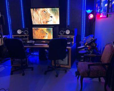Recording Studio, North Hollywood, CA