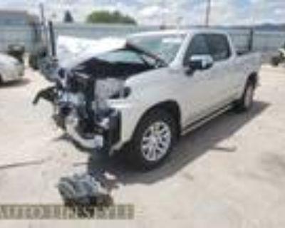 Repairable Cars 2020 Chevrolet Silverado 1500 for Sale