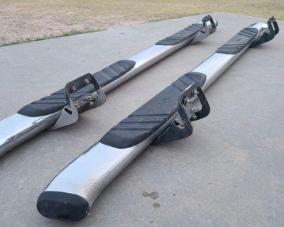 F150 running boards