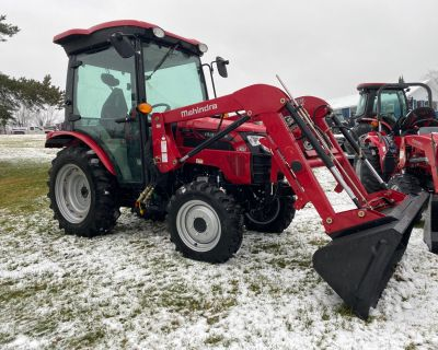 2021 Mahindra 2638 HST CAB Tractors Malone, NY