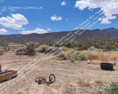 10 Camino Corto Ln, Placitas, NM 87043 3 Bedroom House