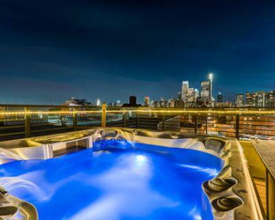 Private HOT TUB w view - Parking - GR8 for FAMILY