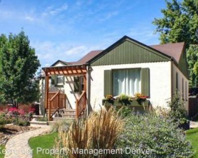 2805 N Raleigh St, Denver, CO 80212 3 Bedroom House