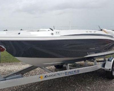 2021 Hurricane SunDeck Sport 185 OB
