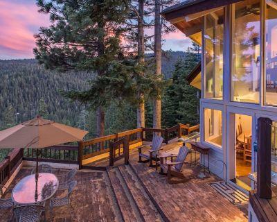 Luxury All-suite Retreat w/ Sauna - Stunning Lake & Mountain Views - Talmont