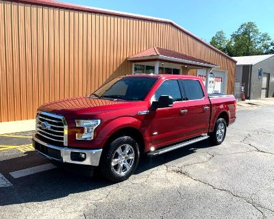 2017 Ford F-150 XLT SuperCrew Short Bed 2WD