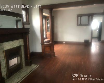 Relaxed 3 Bed and 1 Bath Home!