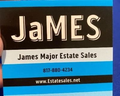 Desirables on Denham Dr. in Arlington by James Major Estate Sales