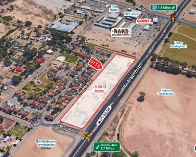 Prime Land for Sale in Underserved Retail Trade Area