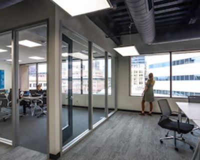 Office Suite for 25 at Expansive - 16th Street