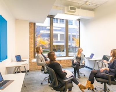 Private Office for 1 at Expansive - Theater District