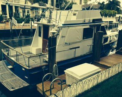 1992 Island Gypsy 32' Trawler