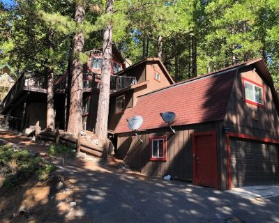 Ash Family Cabin, Beautiful Setting, Well Maintained, Quiet Wooded Neighborhood. - Cold Springs