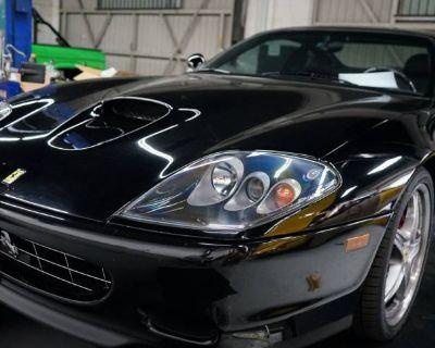 2004 Ferrari 575M Maranello Standard
