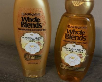 Whole blends shampoo and conditioner set 4.75