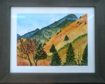 Autumn Blaze - Original Art