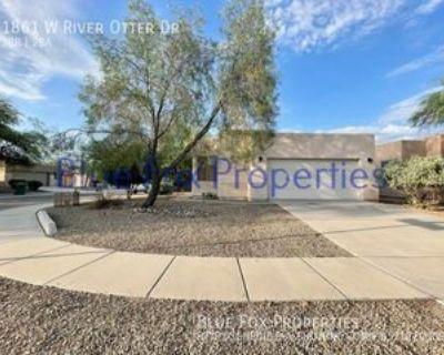 1861 W River Otter Dr, Casas Adobes, AZ 85704 3 Bedroom House