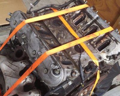 6.0 LQ4 Iron Block Running Motor