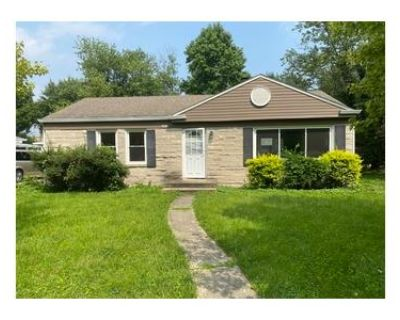 3 Bed 1 Bath Foreclosure Property in Indianapolis, IN 46240 - Compton St