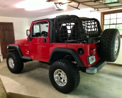 Huge Estate Sale + Wood Worker's Dream + Jeep Wrangler