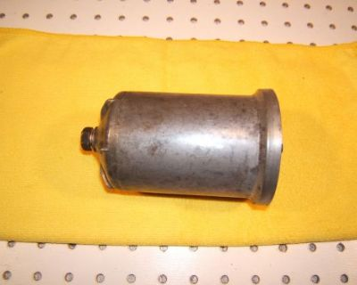 Mercedes W111,112,110,108,109,113,ponton 4/6cyl Oil Filter Metal 1 Canister,#1