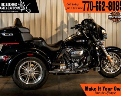 2019 Harley-Davidson Tri Glide Ultra 3 Wheel Motorcycle Marietta, GA