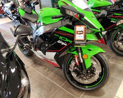 2021 Kawasaki Ninja ZX-10R ABS KRT Edition Supersport Wilkes Barre, PA