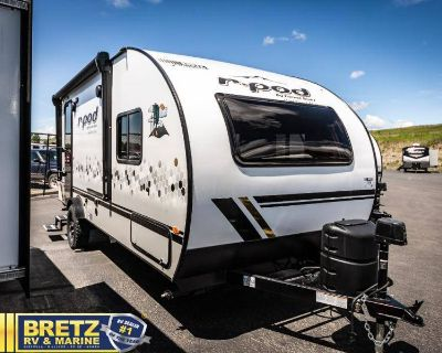 2021 Forest River Forest River Rv R Pod RP-196