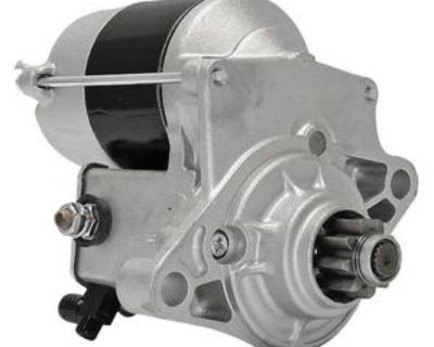 Acura Integra 1.8l, 5 Spd With Manual Trans, 94-95 Denso Remanufactured Starter