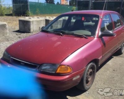 1997 Ford Aspire