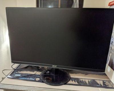 Acer SB270  27inch Monitor Ultra-thin