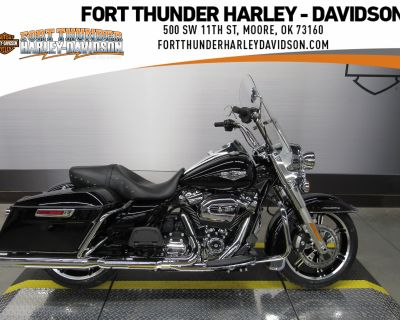New 2021 Harley-Davidson Touring Road King