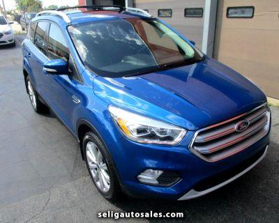Used 2017 Ford Escape Titanium 4WD