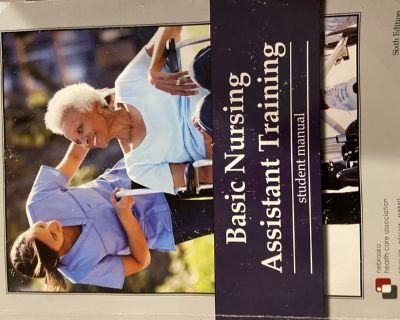 Basic Nursing Assistant training book