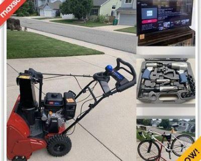 Lafayette Moving Online Auction - Zenith Avenue