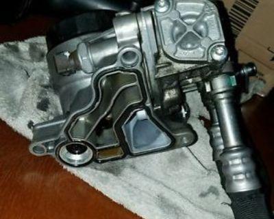 2007-2015 Bmw Engine Oil Filter Housing N52 N54 N55 N20 E60 E90 E92 F10 F30 Oem