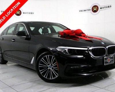 Used 2018 BMW 5-Series 530i xDrive