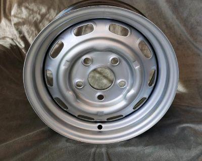 New Reproduction Steel Porsche Wheels! 15x5.5