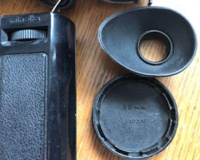 Free Stuff: Minolta Accessories