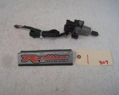 1995 Honda Cbr900 Ignition Cylinder Harness Key Assembly