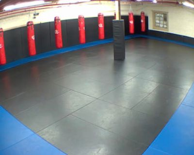7,000 Sq Ft MMA Gym Martial Arts Boxing Fitness Facility Close To All New York City Major Airports, Woodhaven, NY
