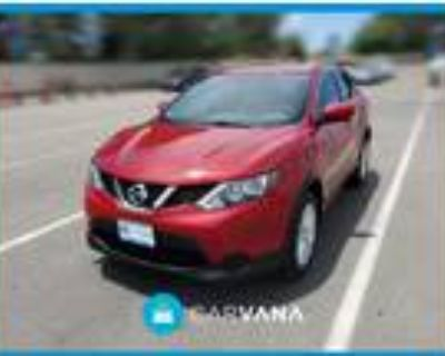 2017 Nissan Rogue Red, 22K miles