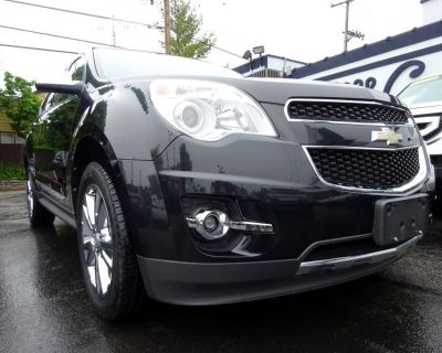 2011 Chevrolet Equinox AWD 4dr LTZ