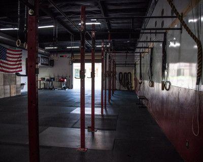 Open Floor Place Gym