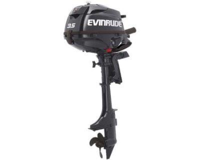 2018 Evinrude Portable 3.5 HP (E3RG4) Outboards Portable Lafayette, LA
