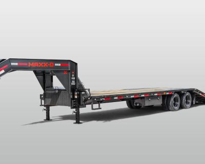 2021 MAXXD TRAILERS 102X36 HYDRAULIC DOVETAIL YDX Trailer Elk Grove, CA