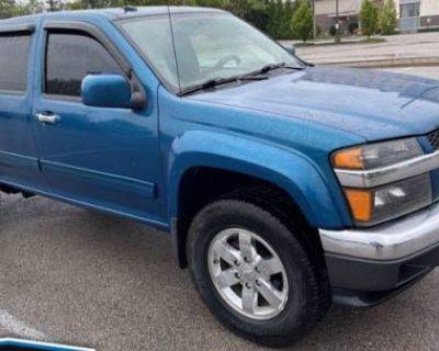 2011 Chevrolet Colorado 2LT