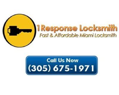Get affordable locksmith in Miami always
