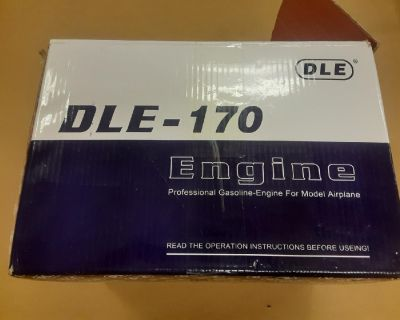 Re: New in box DLE 170 seller pays shipping.